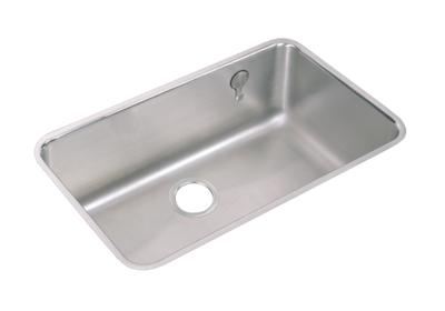 "Image for Elkay Gourmet Stainless Steel 30-1/2"" x 18-1/2"" x 10"", Single Bowl Undermount Sink from ELKAY"