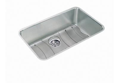 "Image for Elkay Lustertone Stainless Steel 30-1/2"" x 18-1/2"" x 11-1/2"", Single Bowl Undermount Sink Kit from ELKAY"