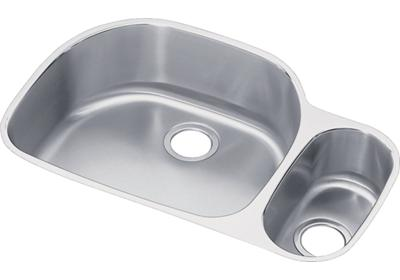 "Image for Elkay Harmony Stainless Steel 31-1/2"" x 21-1/8"" x 7-1/2"", Double Bowl Undermount Sink Kit from ELKAY"