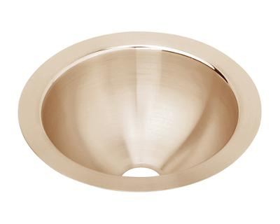Image for The Mystic CuVerro® Antimicrobial Copper Single Bowl Undermount Sink from elkay-consumer