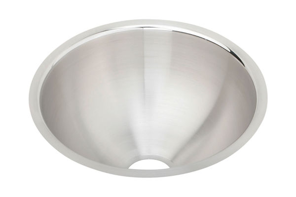 "Elkay Asana Stainless Steel 11-3/8"" x 11-3/8"" x 4-3/4"", Single Bowl Undermount Bathroom Sink"