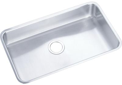 "Image for Elkay Lustertone Stainless Steel 30-1/2"" x 18-1/2"" x 5-3/8"", Single Bowl Undermount ADA Sink from ELKAY"