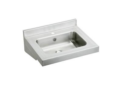 "Image for Elkay Stainless Steel 22"" x 19"" x 5-1/2"", Wall Hung Lavatory Sink from ELKAY"