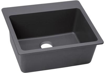 "Image for Elkay Quartz Luxe 25"" x 22"" x 9-1/2"", Single Bowl Drop-in Sink from ELKAY"