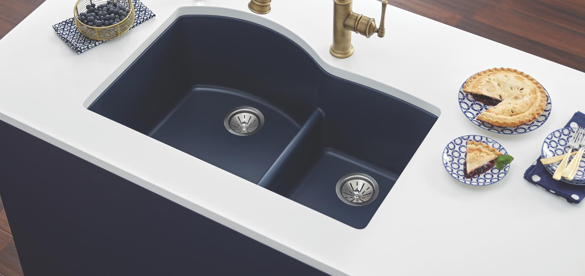 Quartz Luxe Kitchen Sinks | Elkay
