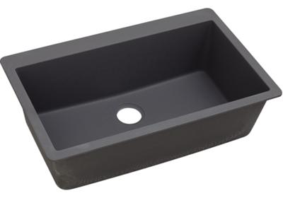 "Image for Elkay Quartz Luxe 33"" x 20-7/8"" x 9-7/16"", Single Bowl Top Mount Sink from ELKAY"