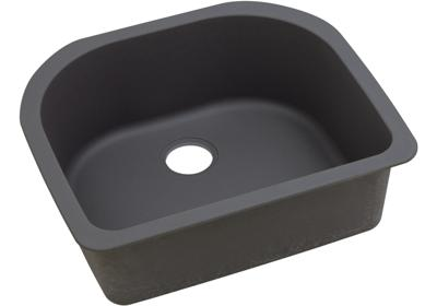 "Image for Elkay Quartz Luxe 25"" x 22"" x 8-1/2"", Single Bowl Undermount Sink from ELKAY"