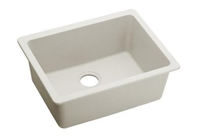 "Image for Elkay Quartz Luxe 24-5/8"" x 18-1/2"" x 9-1/2"", Single Bowl Undermount Sink, Ricotta from ELKAY"