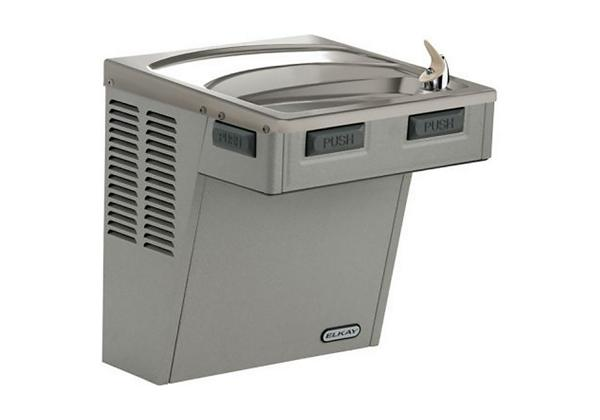 Image for Elkay Wall Mount ADA Cooler, Non-Filtered 8 GPH Stainless from Elkay Latin America