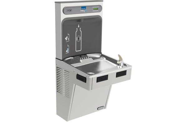 Image for Elkay EZH2O Bottle Filling Station with Single ADA Cooler, Non-Filtered 8 GPH Stainless from Elkay Latin America