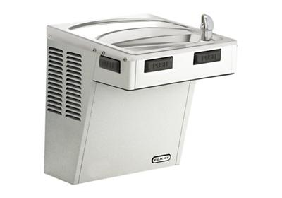 Image for Elkay Wall Mount ADA Cooler, Non-Filtered 8 GPH Stainless from ELKAY