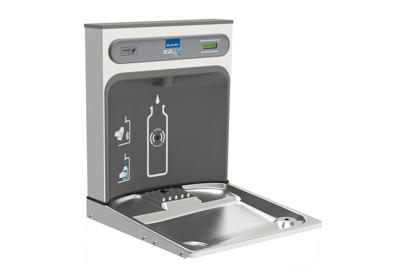 Image for Elkay EZH2O Bottle Filling Station RetroFit Kit, Non-filtered, Non-refrigerated, Stainless from ELKAY