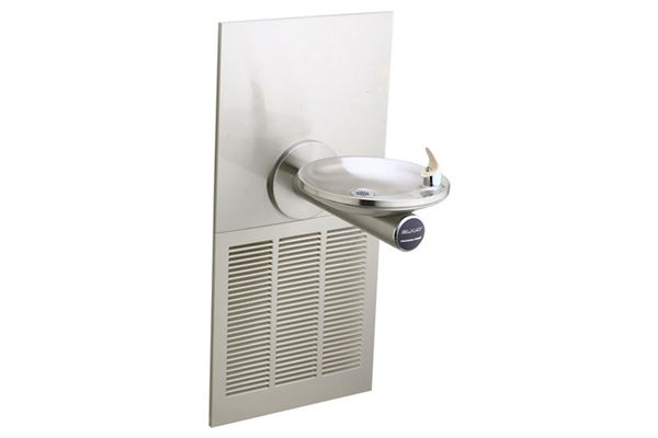 Elkay SwirlFlo Fountain ADA Hands-Free Non-Filtered 8 GPH, Stainless 220V