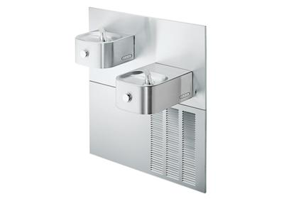 Image for Elkay Soft Sides Fountain Bi-Level ADA Non-Filtered, 8 GPH Stainless from ELKAY