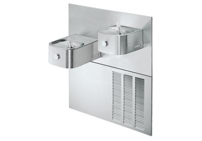 Image for Elkay Soft Sides Fountain, Bi-Level Reverse, ADA, Non-Filtered, 8 GPH, Stainless from ELKAY