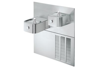 Image for Elkay Soft Sides Fountain Bi-Level Reverse ADA Non-Filtered, 8 GPH Stainless from ELKAY