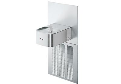 Image for Elkay Soft Sides Fountain ADA Hands-Free Non-Filtered 8 GPH, Stainless 220V from ELKAY