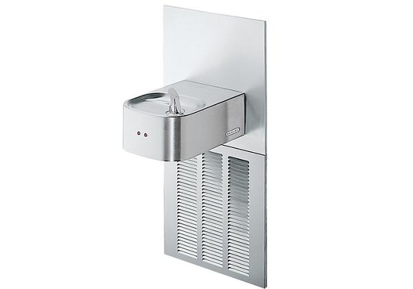Image for Elkay Soft Sides Fountain ADA Hands-Free Non-Filtered, 8 GPH Stainless from Elkay Latin America