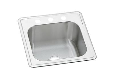 "Image for Elkay Celebrity Stainless Steel 20"" x 20"" x 10-1/8"", Single Bowl Top Mount Laundry Sink from ELKAY"
