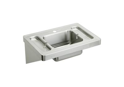 "Image for Elkay Stainless Steel 28"" x 20"" x 7-1/2"", Wall Hung Lavatory Sink from ELKAY"