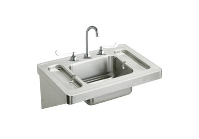 Image for Surgeons Lavatory Sink Package from ELKAY