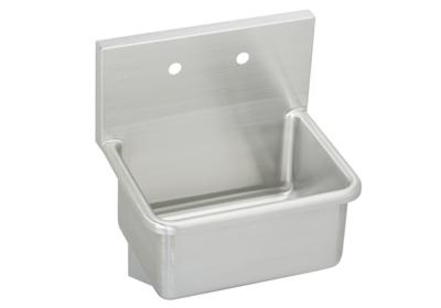 "Image for Elkay Stainless Steel 25"" x 19-1/2"" x 12, Wall Hung Service Sink from ELKAY"