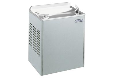 Image for Elkay Cooler Wall Mount Non-Filtered 14 GPH Stainless 220V from ELKAY