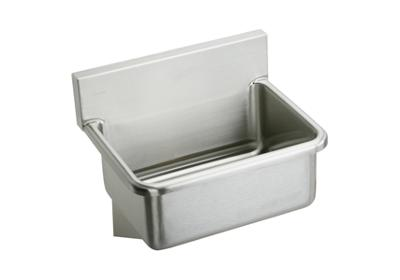 "Image for Elkay Stainless Steel 25"" x 19.5"" x 10-1/2"", Wall Hung Single Bowl Hand Wash Sink from ELKAY"