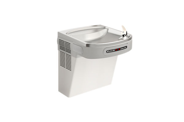 Elkay Cooler Wall Mount ADA Hands-Free Non-Filtered, Non-Refrigerated Stainless