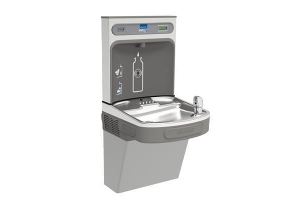 Image for Elkay EZH2O Bottle Filling Station with Single ADA Cooler, Non-Filtered 8 GPH Light Gray 220V from Elkay Middle East