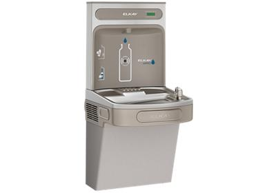 Image for Elkay EZH2O Bottle Filling Station with Single ADA Cooler, Non-Filtered 8 GPH Light Gray from ELKAY