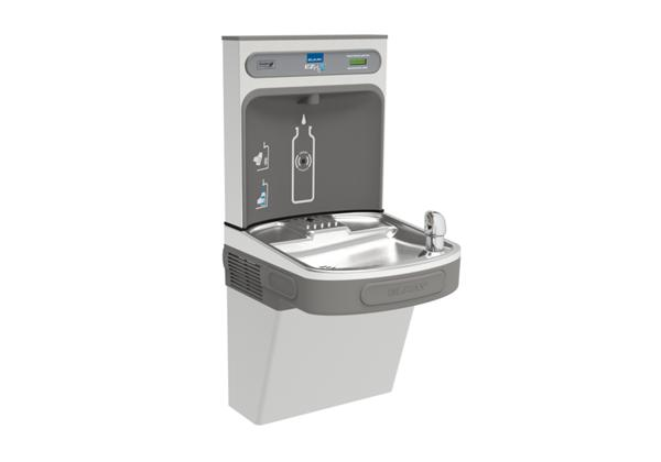 Image for Elkay EZH2O Bottle Filling Station with Single ADA Cooler, Non-Filtered 8 GPH Stainless 220V from Elkay Latin America