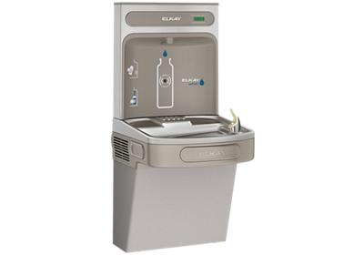 Image for Elkay EZH2O Bottle Filling Station with Single ADA Cooler, Non-Filtered Non-Refrigerated Light Gray from ELKAY
