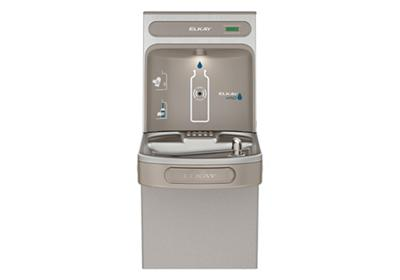 Image for Elkay EZH2O Bottle Filling Station with, Single ADA Cooler Non-Filtered Non-Refrigerated Light Gray from ELKAY