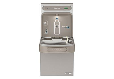 Image for Elkay EZH2O Bottle Filling Station & Single ADA Cooler, High Efficiency Non-Filtered 8 GPH Light Gray from ELKAY