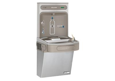 Image for Elkay EZH2O Bottle Filling Station & Single ADA Cooler, High Efficiency Non-Filtered 8 GPH Stainless from ELKAY