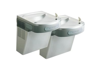 Image for Elkay Versatile Cooler Wall Mount Bi-Level ADA Non-Filtered, Non-Refrigerated Stainless from ELKAY