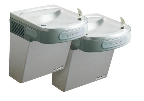 Image for Elkay Versatile Cooler Wall Mount Bi-Level GreenSpec ADA, Non-Filtered 8 GPH Stainless from Elkay Latin America