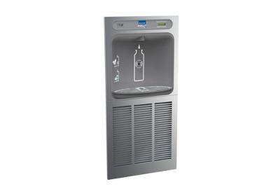 Image for Elkay EZH2O Bottle Filling Station In-Wall with Green Chiller, Non-filtered, 8 GPH, Stainless from ELKAY