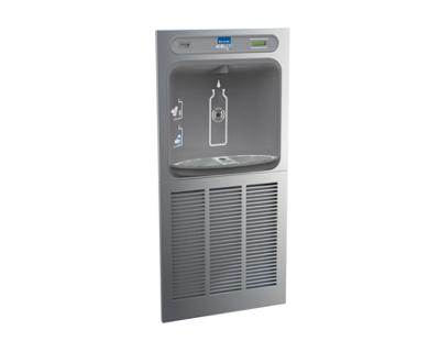 Image for EZH2O® Bottle Filling Station In-Wall with Green Chiller from elkay-consumer
