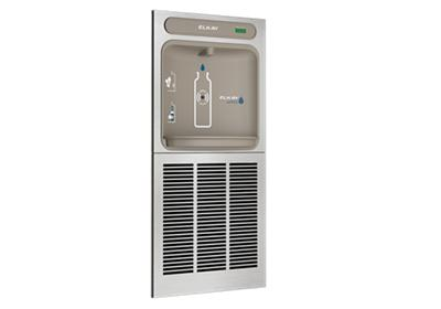 Image for Elkay EZH2O In-Wall Bottle Filling Station, Non-Filtered 8 GPH Stainless from ELKAY