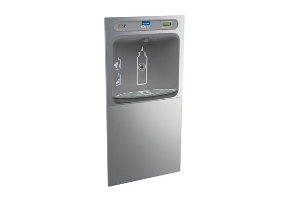 Image for Elkay EZH2O In-Wall Bottle Filling Station, Non-Filtered Non-Refrigerated Stainless from Elkay Latin America