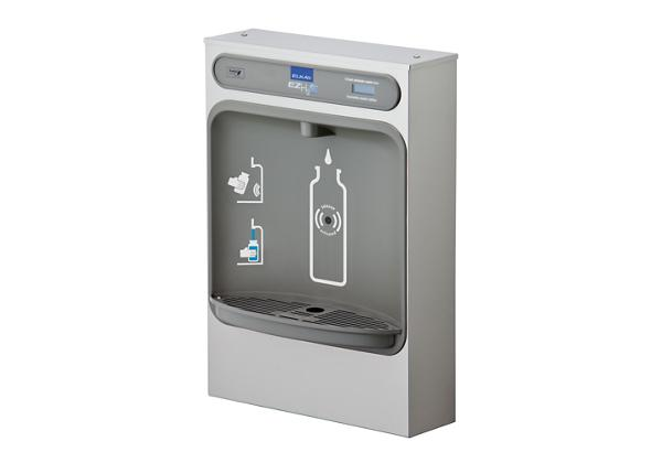 Image for Elkay EZH2O Bottle Filling Station Surface Mount Non-Filtered, Non-Refrigerated Stainless 220V from Elkay Europe and Africa