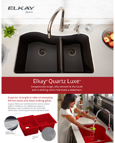 Quartz Luxe Sell Sheet