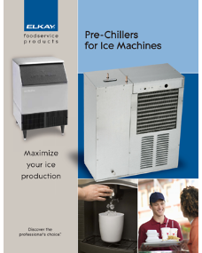 Pre-Chiller Sell Sheet (F-4520)