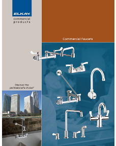 Commercial Faucets Catalog (F-4573)