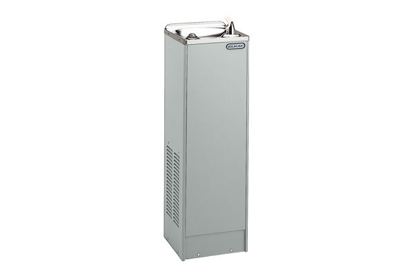 Elkay Space-ette Cooler Floor Model Non-Filtered 10 GPH, Stainless 220V