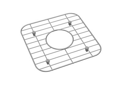 "Image for Dayton Stainless Steel 11-1/16"" x 11-1/16"" x 1"" Bottom Grid from ELKAY"