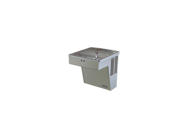 Image for Halsey Taylor Cooler, Wall Mount, ADA, Hands-Free, Non-Filtered, 8 GPH, Stainless from Halsey Taylor