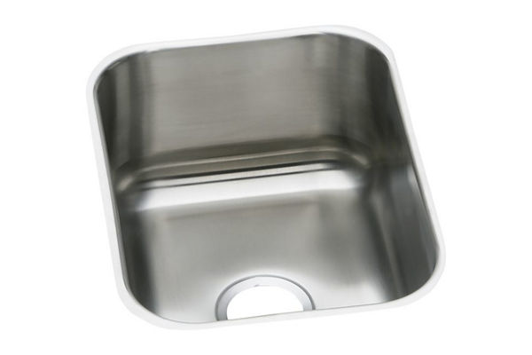 "Elkay Stainless Steel 20"" x 15-1/2"" x 9"", Single Bowl Dual Mount Sink"